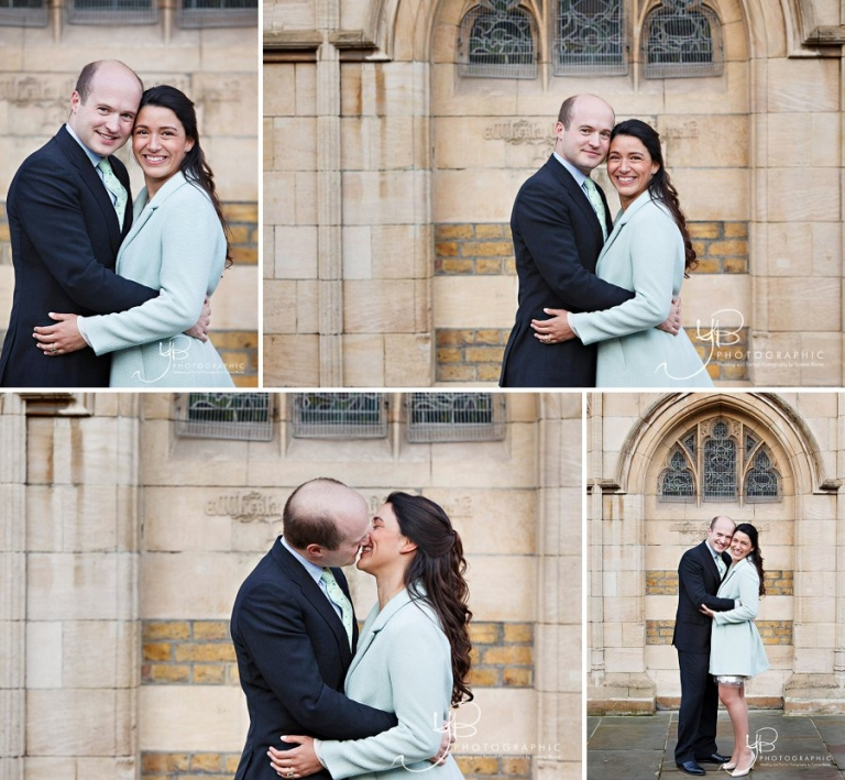 Portraits by London Wedding Photographer Yvonne Blume