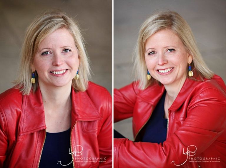 Professional Portrait Photography by Yvonne Blume