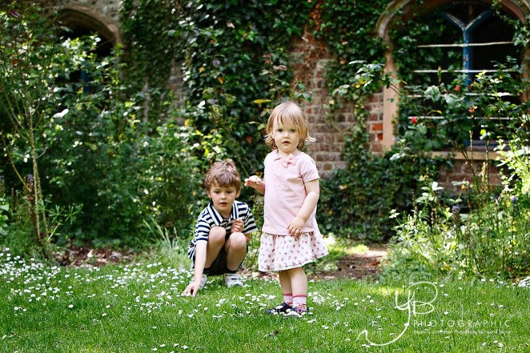 Professional Children's Photography in Wimbledon