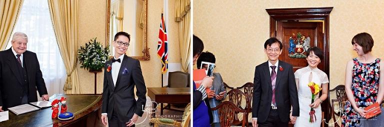 Chelsea Register Office Wedding Photographer