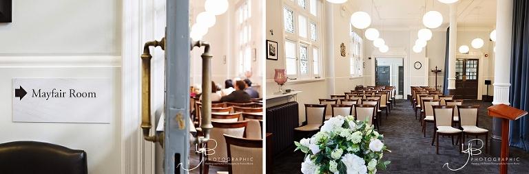 Mayfair Room, Mayfair Library