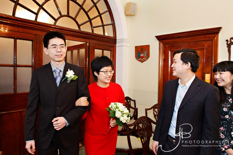Chinese Wedding Photography by YBPHOTOGRAPHIC
