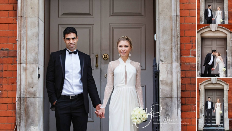 Intimate Chelsea Register Office Wedding
