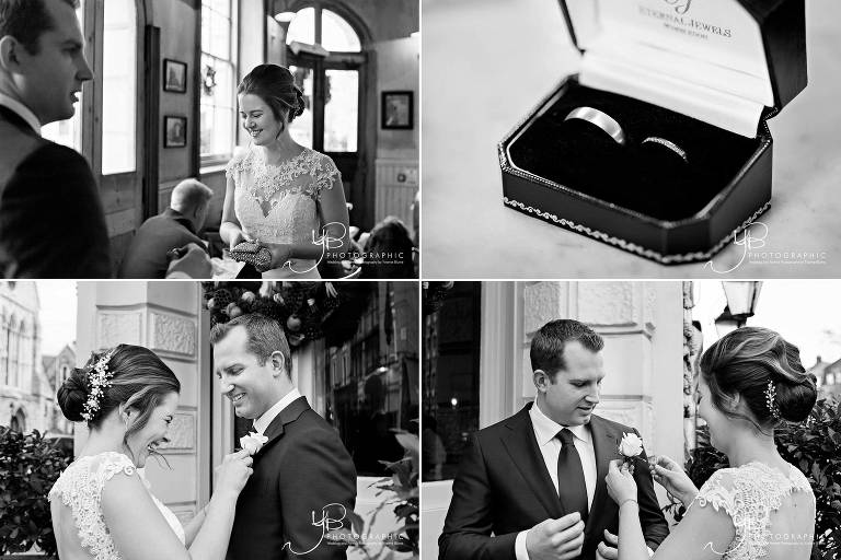 Chelsea Register Office Wedding Photographer