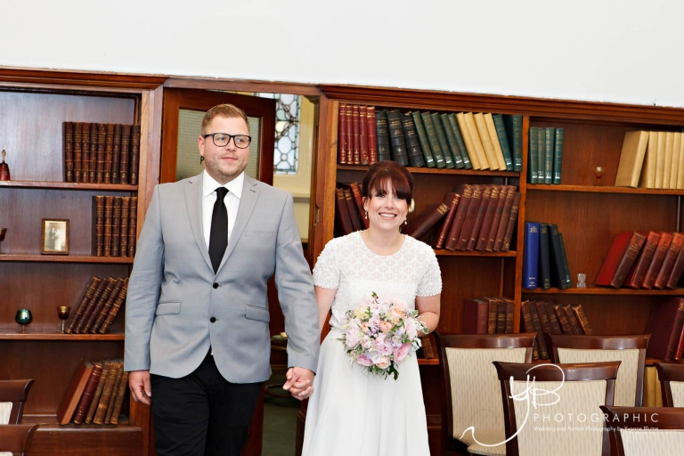 Elopement at Mayfair Library