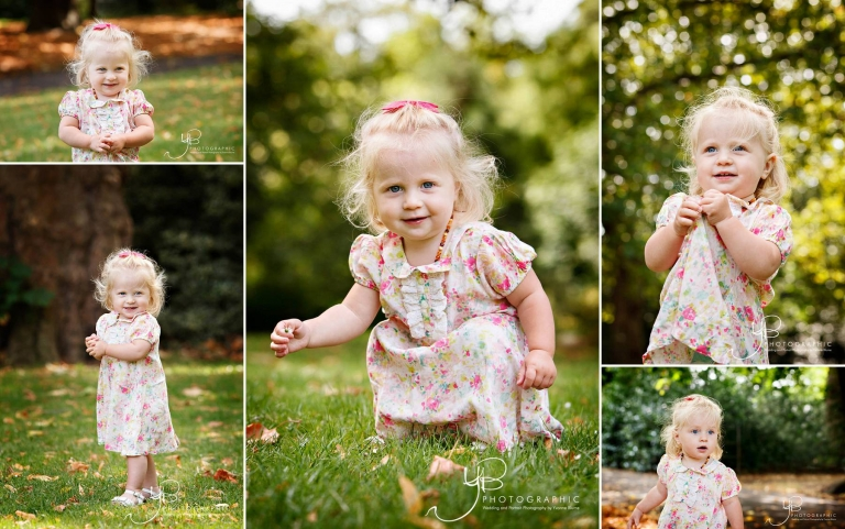 Toddler Photography in Battersea Park