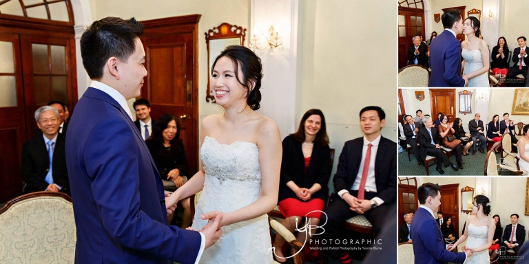 Chinese Wedding at Chelsea Register Office