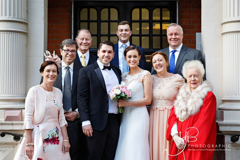 Wedding Photography at Mayfair Library