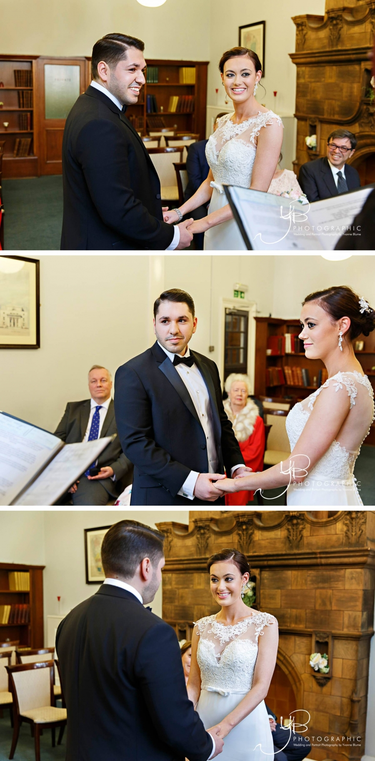 Westminster Register Office Wedding Photography at Mayfair Library